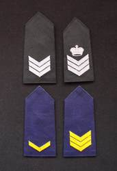 Epaulette - Embroidered