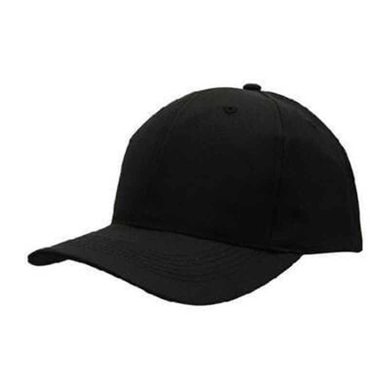 Baseball Cap  Adjustable Size Black