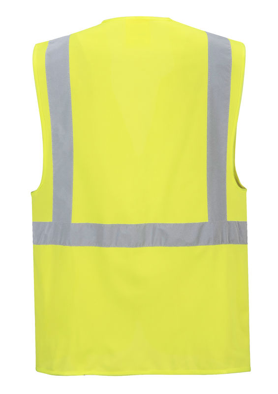 Berlin Executive Vest Yellow