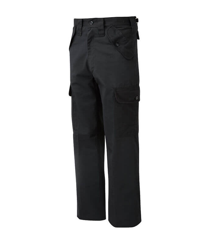 Combat Trousers Black
