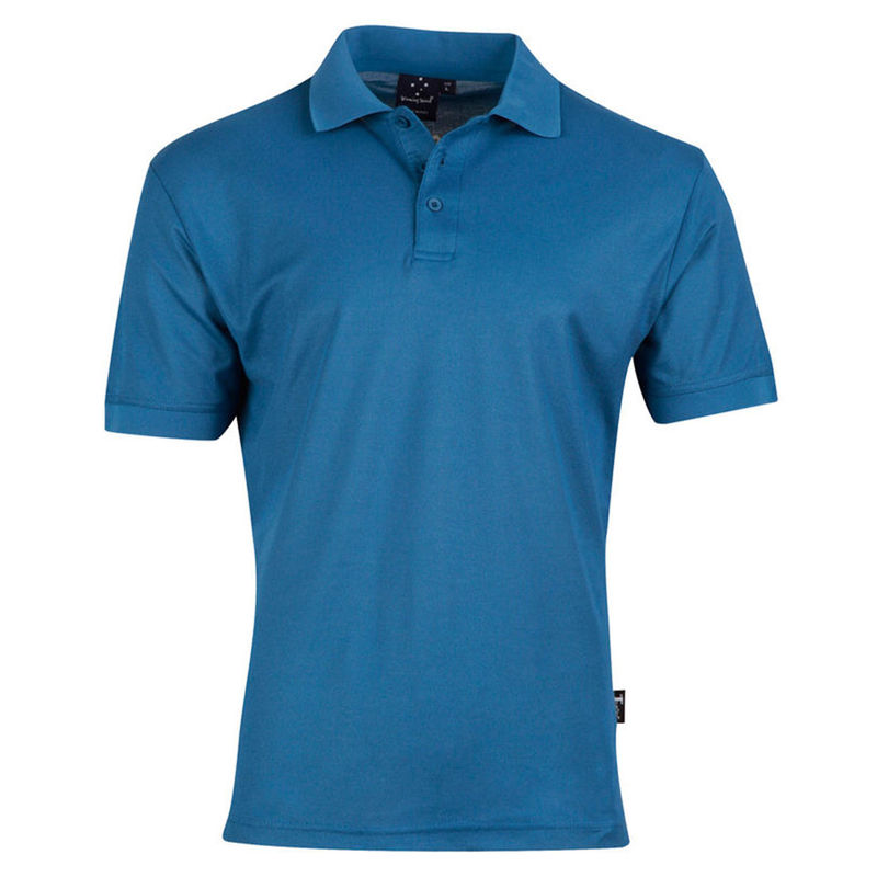 Connection Polo Menand39s Cobalt Blue
