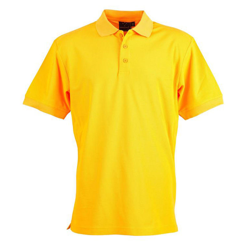 Connection Polo Menand39s Gold