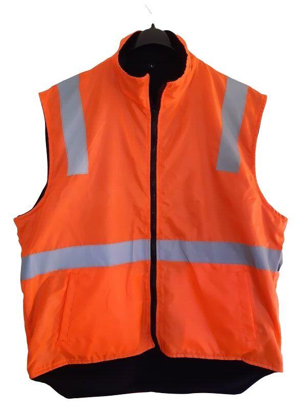 Hi Vis Reversible Vest