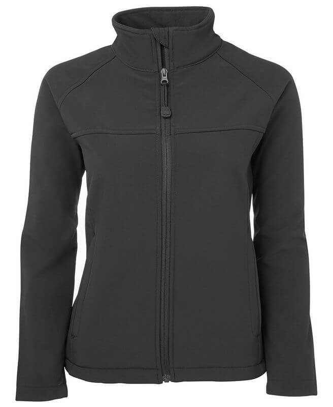 Ladies Layer Softshell Jacket Grey