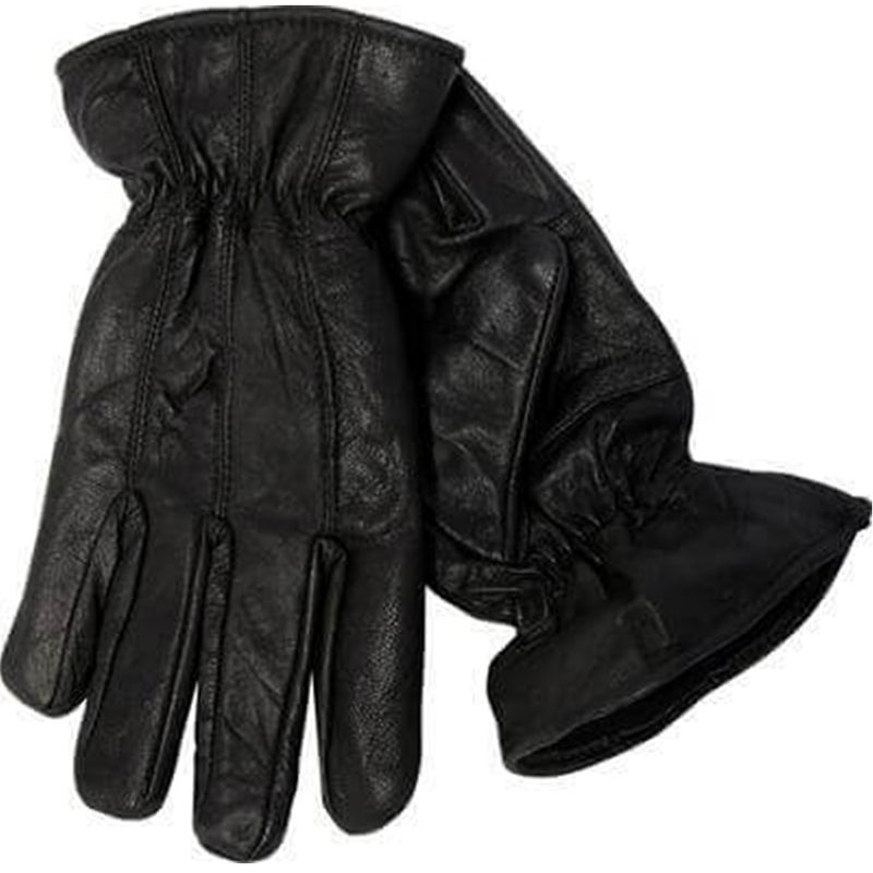 Leather Patrol Gloves