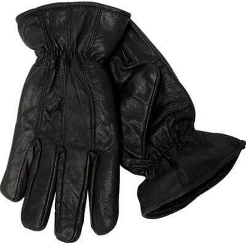 Leather Patrol Gloves