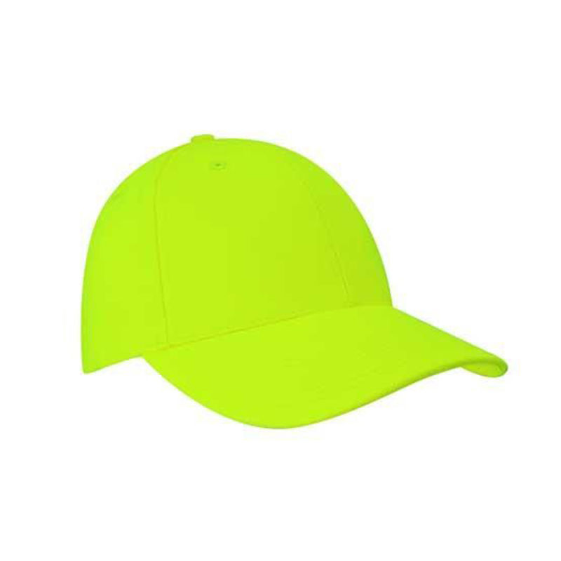 Luminescent Safety Cap Yellow