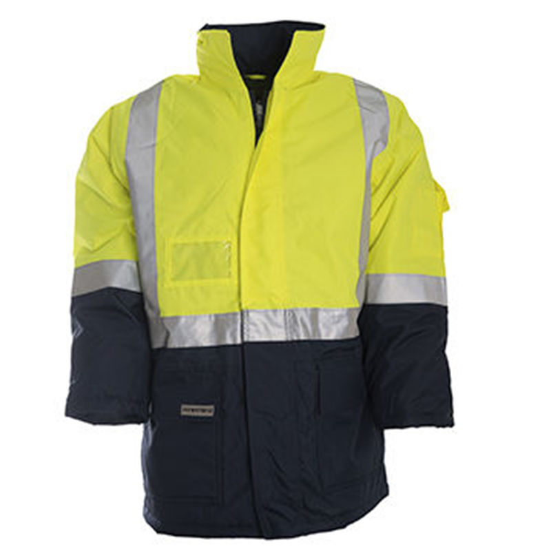 MasterViz Jacket Yellow/Navy
