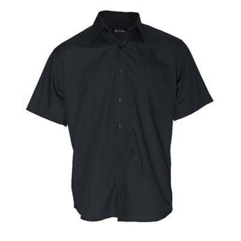 Mens Business Shirt Black