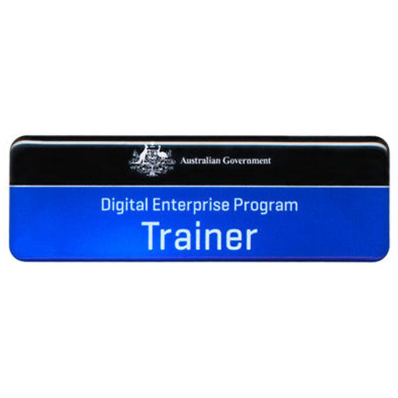 Personalised Name Badges