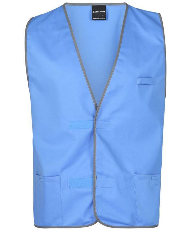 Plain Coloured Vest Lt Blue from Murray Uniforms AU