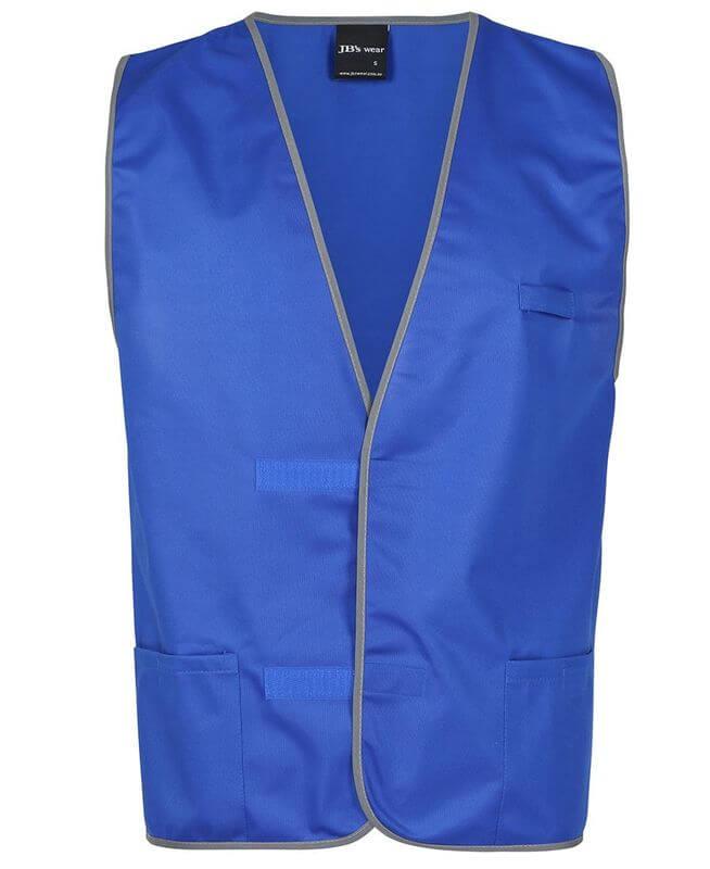 Plain Coloured Vest Royal