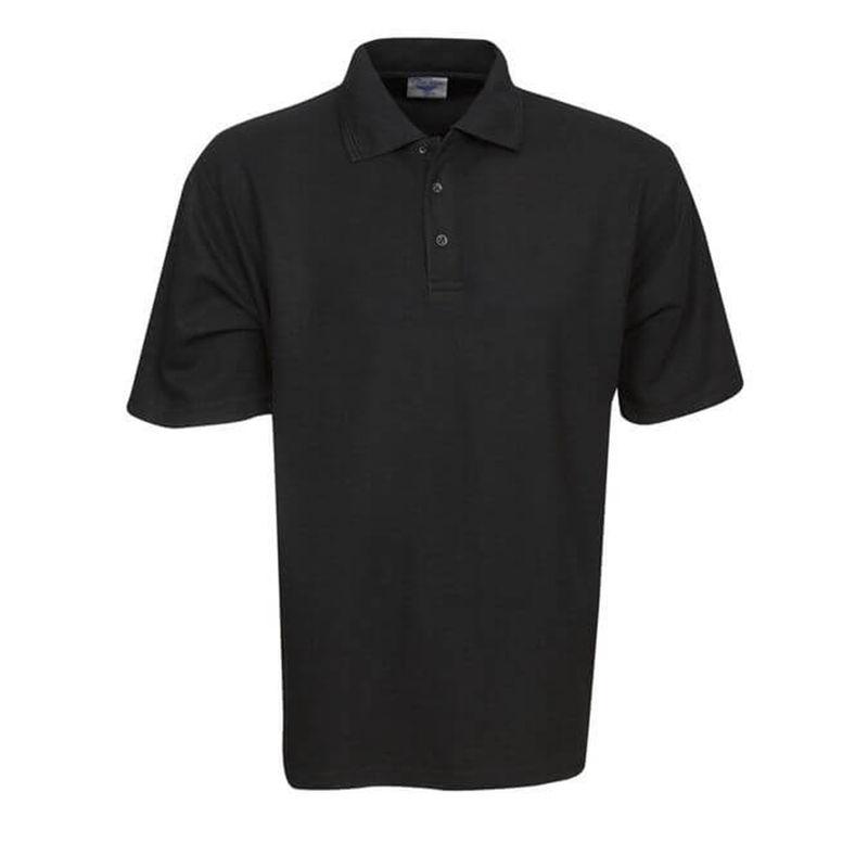 Polo Premium Fine Pique Knit Black