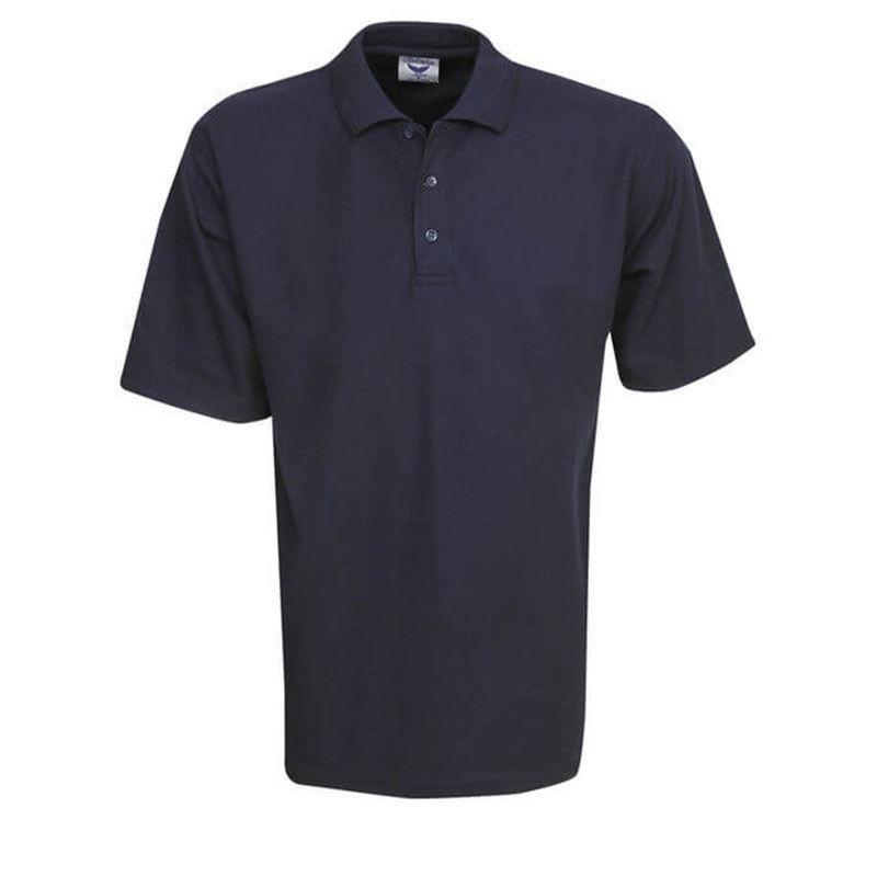 Polo Premium Fine Pique Knit Navy
