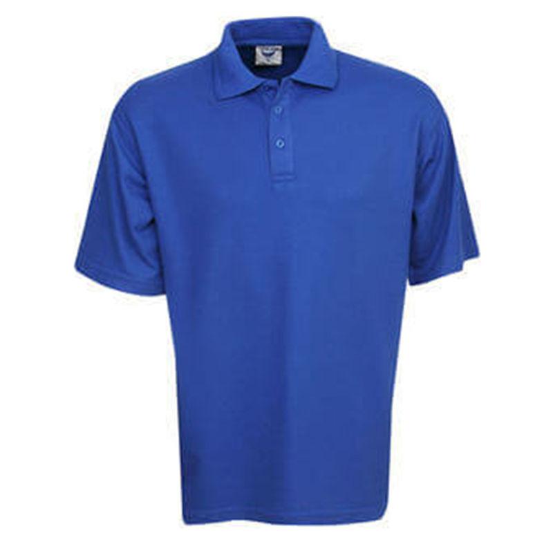 Polo Premium Fine Pique Knit Royal Blue