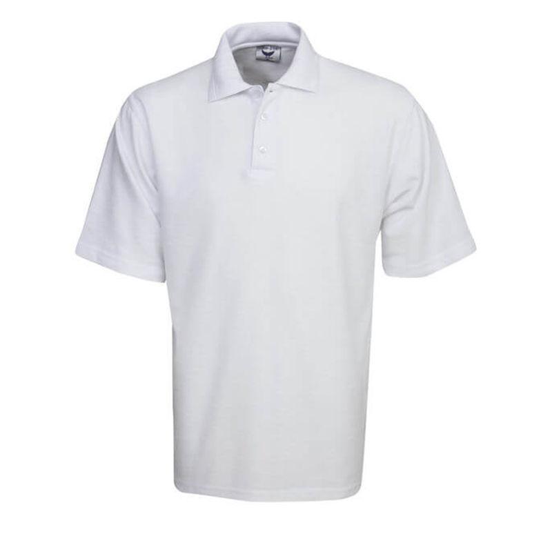 Polo Premium Fine Pique Knit White