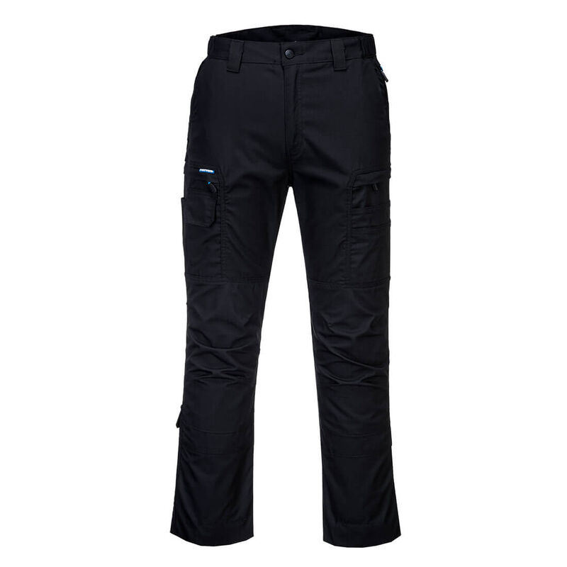Ripstop Pants Black