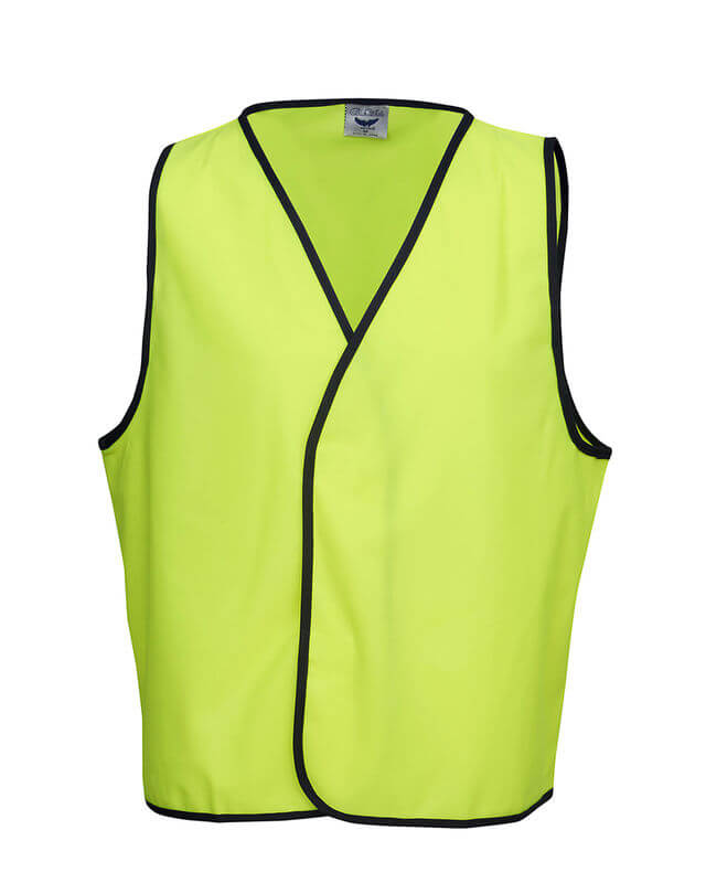 Safety DayVest Yellow