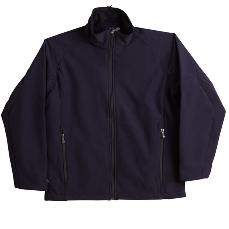 Softshell Menand39s Navy Jacket