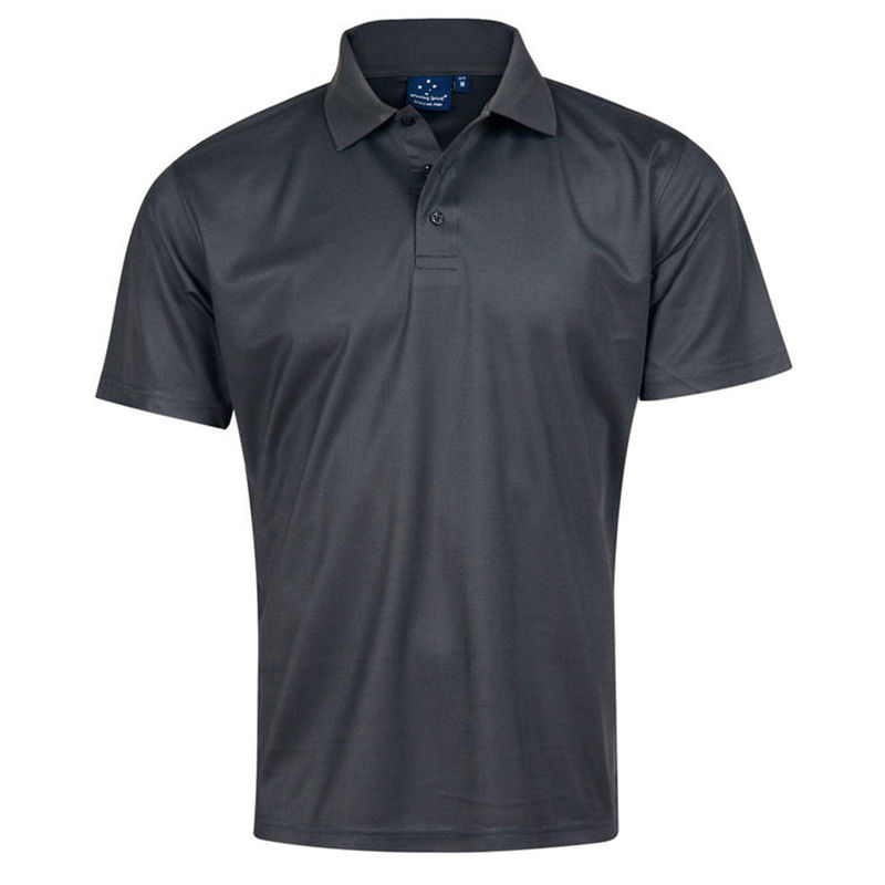Verve Polo Menand39s Charcoal