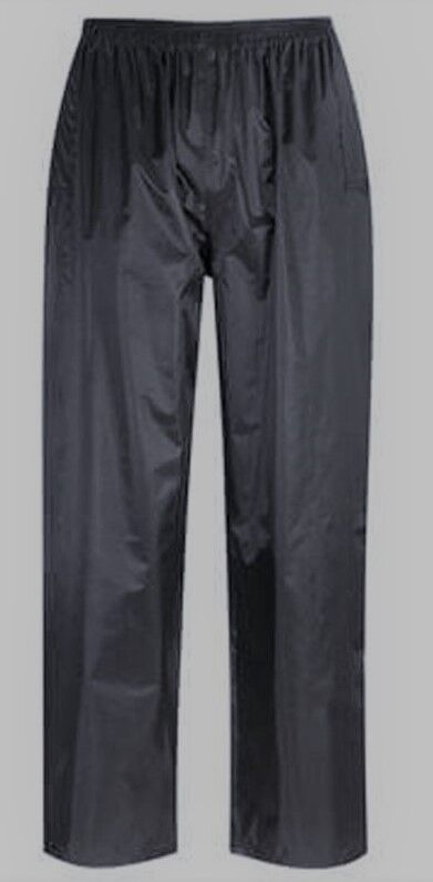 Waterproof Rain Overtrousers Navy