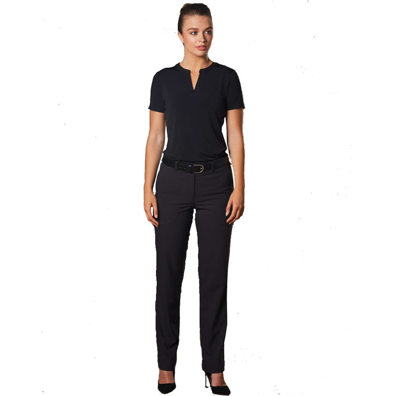Womenand39s PolyViscose Stretch Flexi Waist Pants