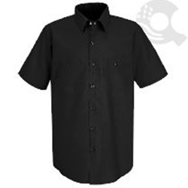 Work Shirt Black from Murray Uniforms AU