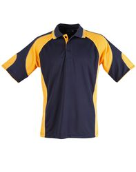 Alliance Polo Navy/Gold