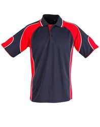 Alliance Polo Navy/Red