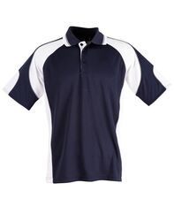Alliance Polo Navy/White