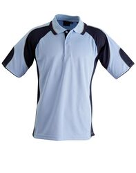 Alliance Polo Skyblue/Navy