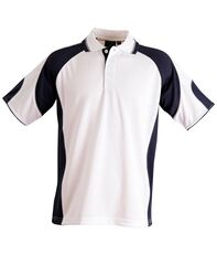 Alliance Polo White/Navy