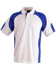 Alliance Polo White/Royal