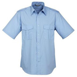 Australian Made Cotton-Rich Shirt