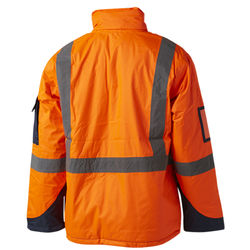 Aviator Jackets Orange