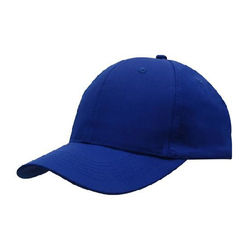 Baseball Cap  Anti Fade Fabric Blue