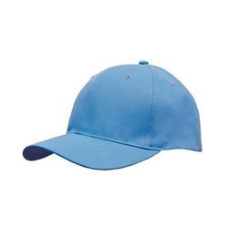 Baseball Cap  Anti Fade Fabric Sky Blue