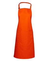 Bib Apron Orange from Murray Uniforms AU