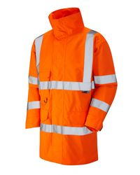 Breathable Lightweight Anorak Orange