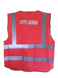 Coloured Hi Vis Vest