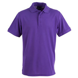 Connection Polo Men+39s Purple