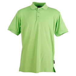 Connection Polo Menand39s Apple Green
