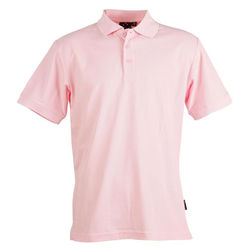 Connection Polo Menand39s Light Pink