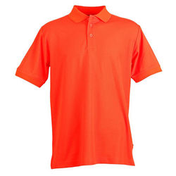 Connection Polo Menand39s Orange