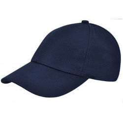 Cool Dry Caps   Anti fade Navy