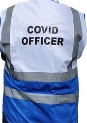 Covid Officer Vest