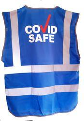 Covid Safe Vest Rear
