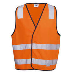 DayNight Vests Orange from Murray Uniforms