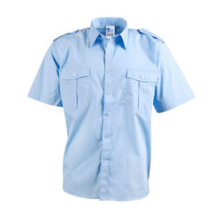 Epaulettes Superior Unisex Shirt - Short Sleeves