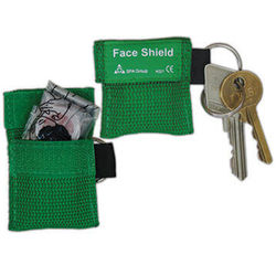 Face Shield in Key Fob